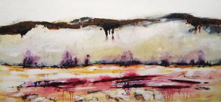 PINK LAKE by George Hayward